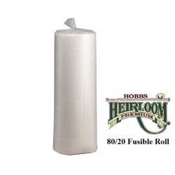 Hobbs Heirloom Batting-Fusible 80/20 Cot/Poly