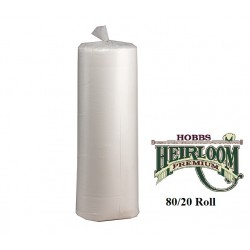 Hobbs Heirloom Batting - 80/20  Cot/Poly