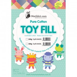 Matilda's Toy Fill - 100% Cotton - 500g