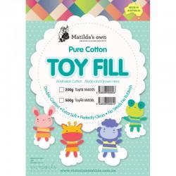 Matilda's Toy Fill - 100% Cotton - 500g