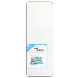 "Base Stabilizer Sheet - Clear Acrylic (6.5""x18.5"")"