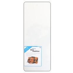 "Base Stabilizer Sheet - Clear Acrylic (7.75""x20.5"")"