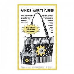 Pattern -  ANNIE'S FAVOURITE PURSES