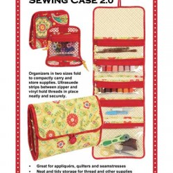 THREAD DISPENSER/SEWING ROLL PATTERN