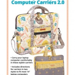 LAPTOP COMPUTER CARRIER PATTERN