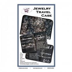 Pattern -  JEWELRY TRAVEL CASE