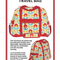 Pattern -  CARRY ON ! TRAVEL BAG