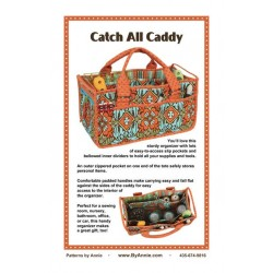 CATCH ALL CADDY-Pattern
