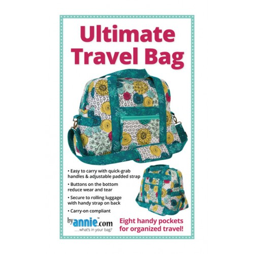 ULTIMATE TRAVEL BAG-Pattern