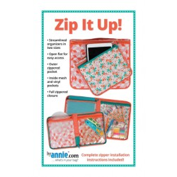 ZIP IT UP-Pattern