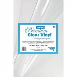 """Clear Vinyl Per Metre - (54""""x1m)"""