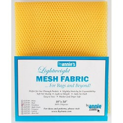 "Mesh Fabric (18""x54"") - DANDELION"