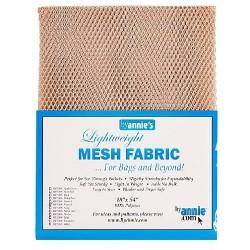 "Mesh Fabric (18""x54"") - NATURAL"