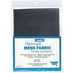 """Mesh Fabric (18""""x54"""") - NAVY"""