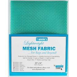 "Mesh Fabric (18""x54"") - TURQUOISE"