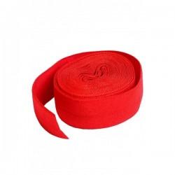 Foldover Elastic (20mmx2yd) - ATOM RED