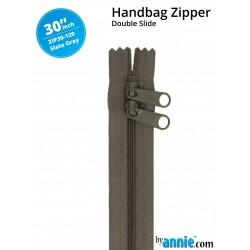 "Zipper DS (30"") - SLATE"