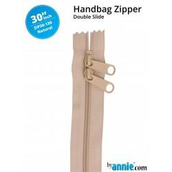"""Zipper DS (30"""") - NATURAL"""