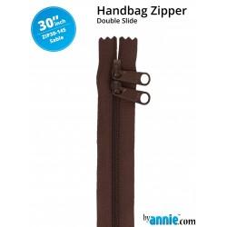 """Zipper DS (30"""") - SABLE"""