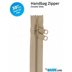 "Zipper DS (30"") - SAGE"