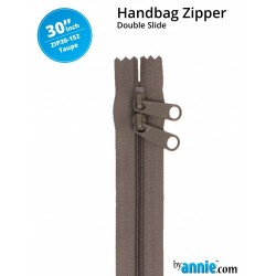 "Zipper DS (30"") - TAUPE"
