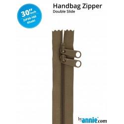 """Zipper DS (30"""") - KHAKI"""
