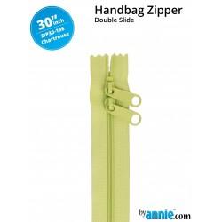 """Zipper DS (30"""") - CHARTREUSE"""