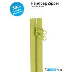 ZIPPER-30-APPLE GREEN-DS