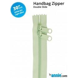 """Zipper DS (30"""") - LIGHT MINT"""