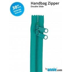 "Zipper DS (30"") - EMERALD"