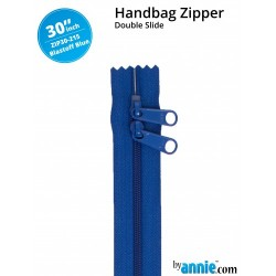 ZIPPER-30-BLASTOFF BLUE-DS