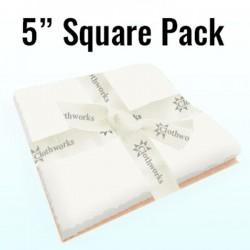 """Sanibel 5"""" Sq Pack"""