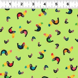 Toucans - GREEN