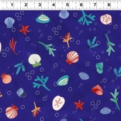 Sea Shells - INDIGO