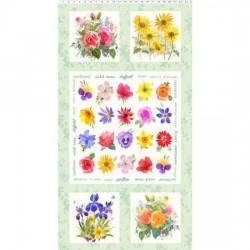 Panel - Flowers Shop 60cm - MULTI