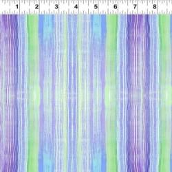 Watercolour Stripe - PURPLE