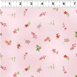 Ditsy Floral - PINK