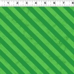 Diagonal Stripes - GREEN