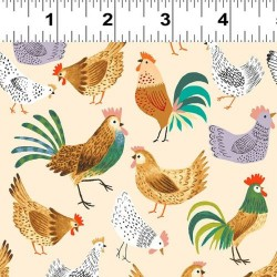 Chickens - CREAM