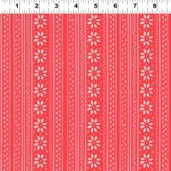 Sweater Stripe - TOMATO