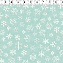 Snowflakes - TURQUOISE