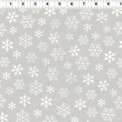 Snowflakes - TAUPE