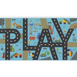 Panel - Play Zone 60cm - BLUE