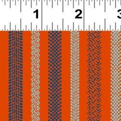 Tire Stripe - TOMATO