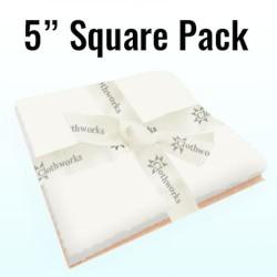 "Colorido 5"" Sq Pack"