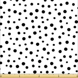 Basic Irregular Dot - WHITE