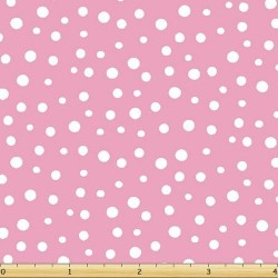 Basic Irregular Dot - PINK