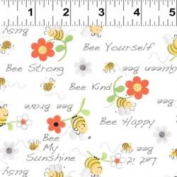 Bee Kind - WHITE