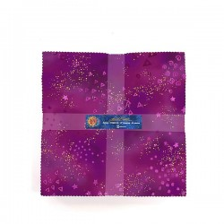 "Laurel Birch Nebula 10"" Sq Pk"