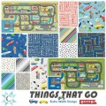 Katie Webb Design - THINGS THAT GO